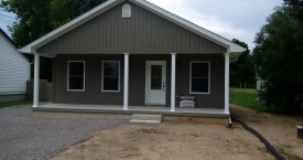 Finished Home Exterior