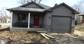 Finished Exterior